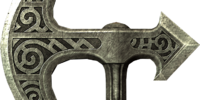 Steel War Axe (Skyrim)