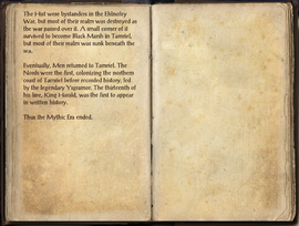The Annotated Anuad, as seen in <i>The Elder Scrolls Online</i>