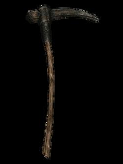 Morrowind MinersPick