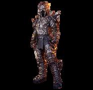 Collectors Edition Morag Tong Armor Converter