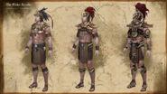 SotH Tribal Men Concept Art