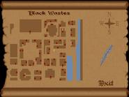 Black Wastes full map