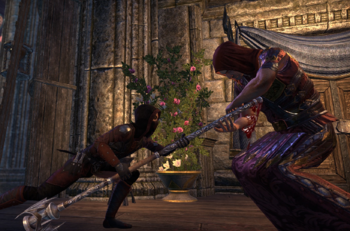 eso filling the void how to kill wamasu