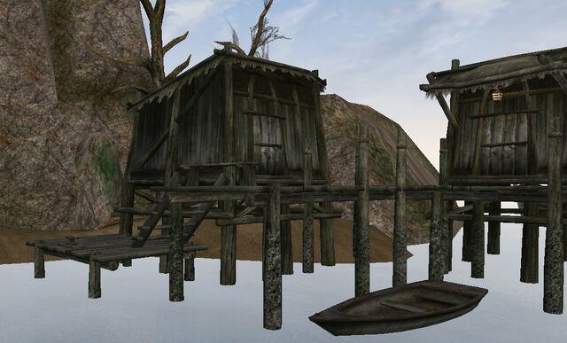File:TES3 Morrowind - Khuul - Endris Dilmyn's Shack exterior.jpg