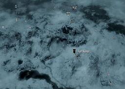 Kastav map