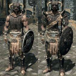 IronArmorSkyrim