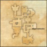 Silent centurion