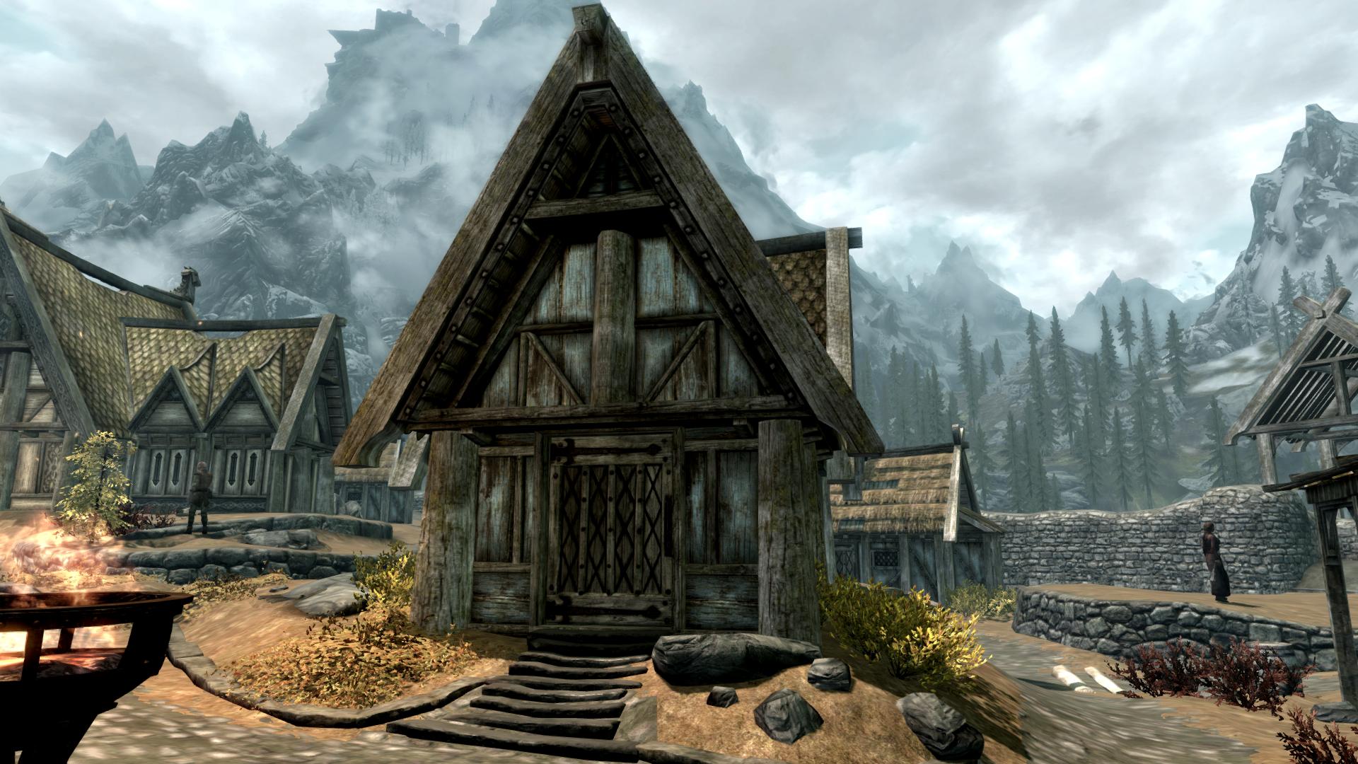 Breezehome Elder Scrolls Fandom Powered By Wikia