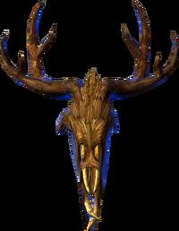 Helmet of the old gods