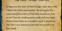 The Root Sunder Market