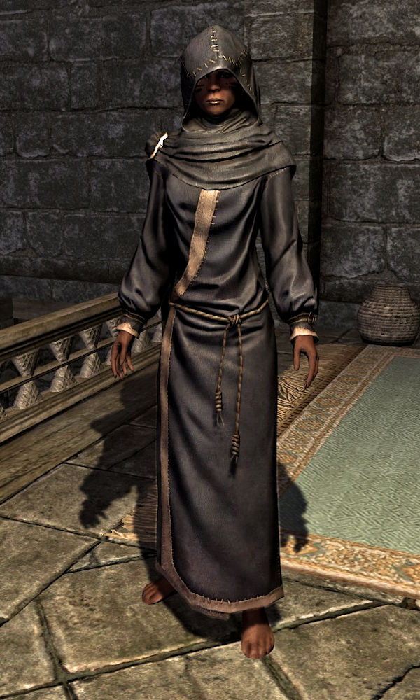 please help where is the mesh file for blue mage robes skyrim