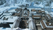 Windhelm Skyrim Sky View