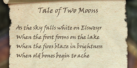 Tale of Two Moons