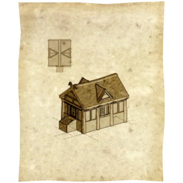 House layouts hearthfire