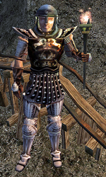 Imperial Guard Morrowind