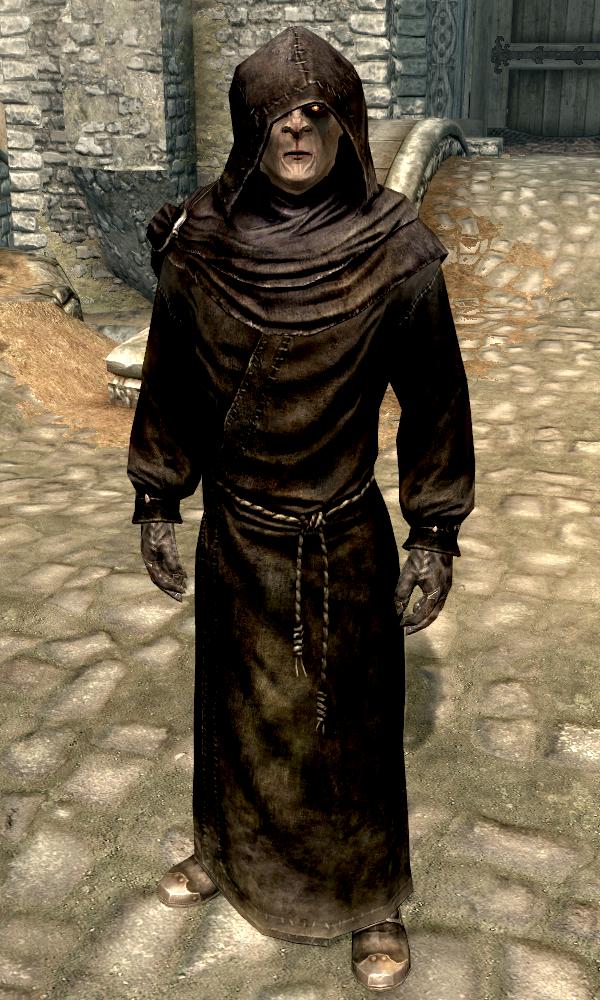 Traveler | Elder Scrolls