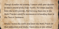 Letter to Grand Warlord Sorcalin