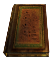 TES3 Morrowind - Book - Quarto 01