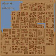 Lilmoth Map