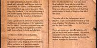 The Eldest: A Pilgrim's Tale
