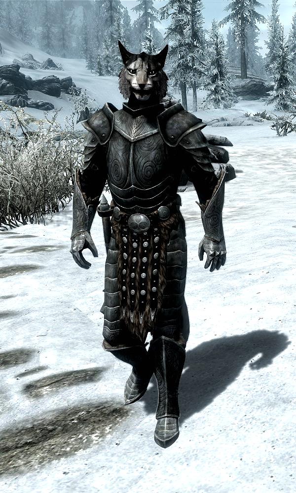 Daedric Armor Kharjo | Elder Scrolls...