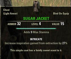 Sugar Jacket