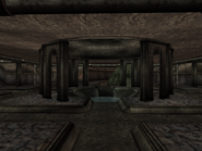 Old Mournhold Temple Sewers Interior