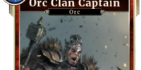 Orc Clan Captain