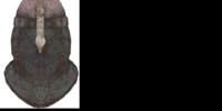 Chainmail Helmet