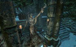 Clavicus Vile Statue