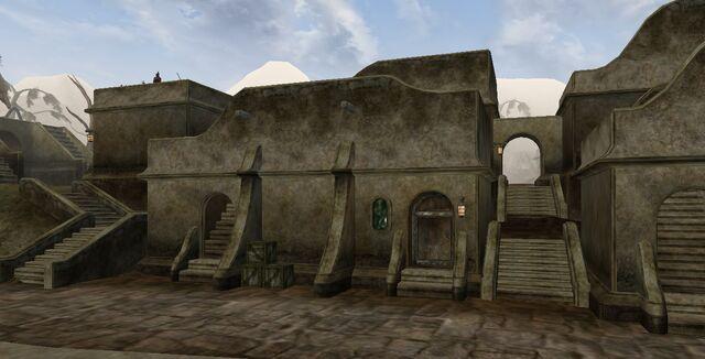 File:TES3 Morrowind - Balmora - Tsiya's House exterior.jpg