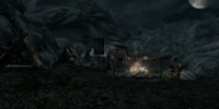 Reach Stormcloak Camp