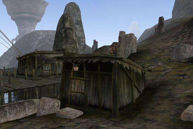 File:TES3 Morrowind - Dagon Fel - Fjorrod's House exterior.jpg