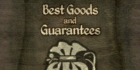 Best Goods and Guarantees
