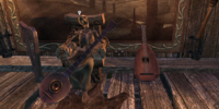 The Wandering Minstrel