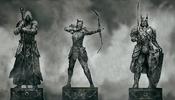 Orcish Mage Thief Warrior