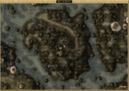 Sanctus Shrine - Local Map - Morrowind