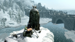 Talos Shrine - Overlook Windhelm