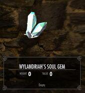 Skyrim quest Wylindriahs Soul Gem