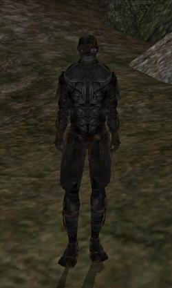Dark Brotherhood Armour (Tribunal)