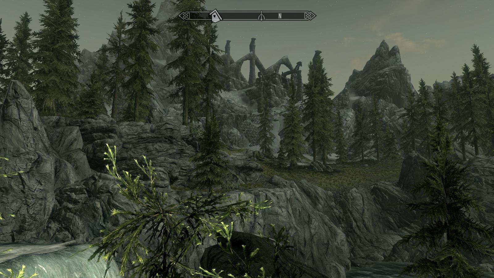 Elder scrolls v ветреный пик