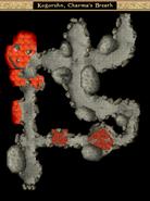 Kogoruhn, Charma's Breath - Interior Map - Morrowind