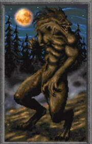 Werewolfdaggerfall