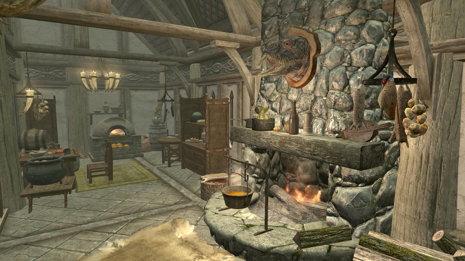 Kitchen Elder Scrolls Fandom Powered By Wikia