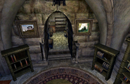 Battlehorn Castle Secret Vault