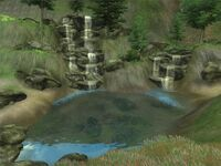 Heartlands Waterfalls