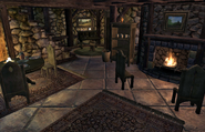 My Cheydinhal House Downstairs