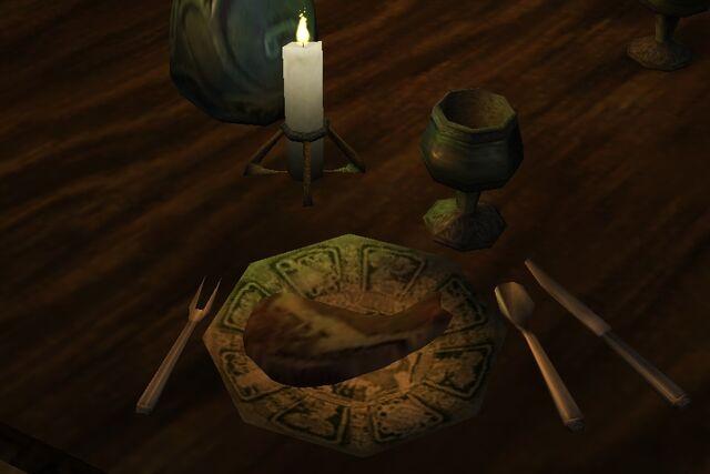 File:TES3 Morrowind - Item-Ingredient - Hound Meat on plate.jpg