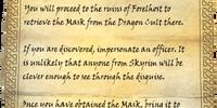 Valmir's Orders