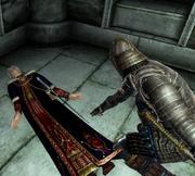 Uriel Septim VII death